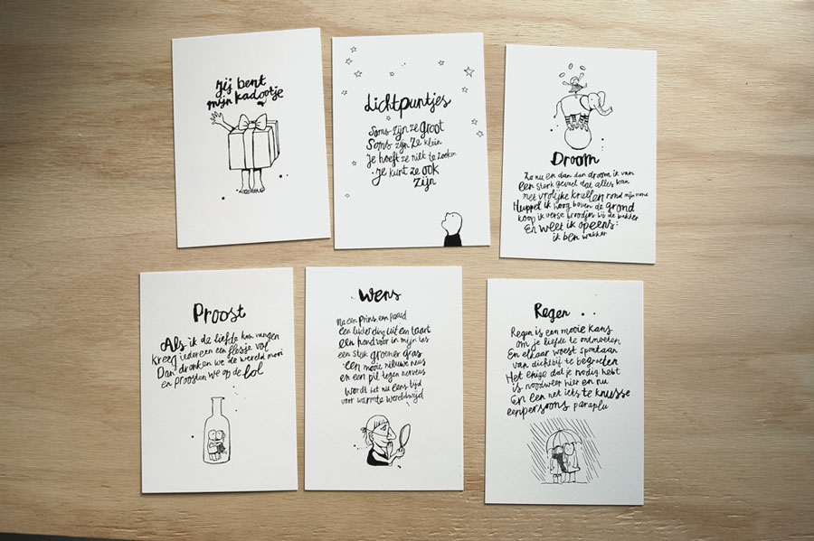 Giftcards for Sukha store | Barbara van den Berg: www.barbaravandenberg.com/illustration/giftcards-for-sukha-store